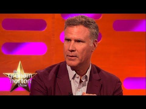 Will Ferrell zpívající, tančící - The Graham Norton Show