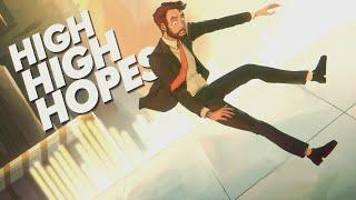 HIGH HOPES   Panic! At The Disco (Vocal Cover By Caleb Hyles)   Lyrics