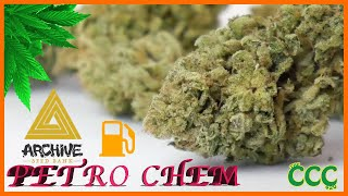 PETRO CHEM STRAIN REVIEW | Archive Seedbank by The Cannabis Connoisseur Connection 420