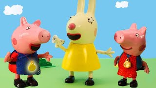 Peppa Pig Official Channel 🥇 Peppa Pig Stop Motion: Garden Games