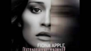 Fiona Apple - Slow Like Honey.