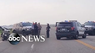Shooter Opens Fire At Naval Station In Corpus Christi   WNT