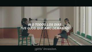 baek yerin - dear my blue [fmv chuuves] (sub. español) ;girls' invasion. -to. maría
