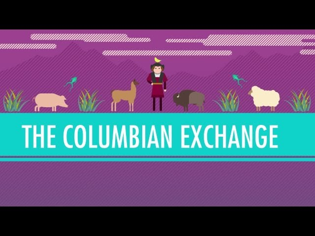 Alfred W. Crosby on the Columbian Exchange