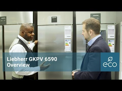Liebherr GKPv 6590 Overview