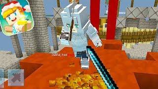 Blockman Go Bed Wars in the Minecraft Mode