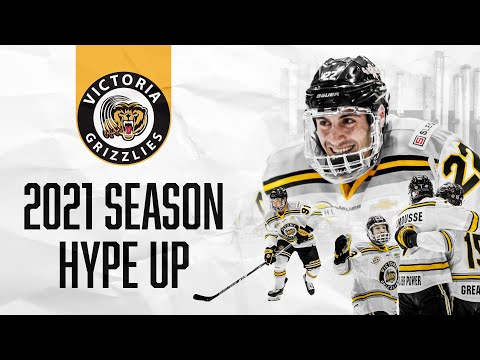 Victoria Grizzlies | Hype Up | 2021