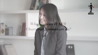 ICAEW_ What does an ICAEW Chartered Accountant do?