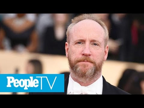 Veep: Matt Walsh Talks Going Back To Work On Final Season 7 At 2018 SAG Awards | PeopleTV
