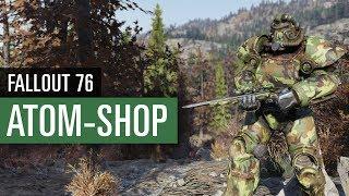 Fallout 76   So funktionieren der Atom-Shop und die Mikrotransaktionen