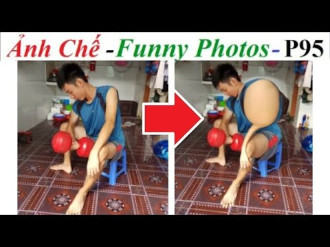💥Ảnh Chế  – Funny Photos (P 95) BỐC ĐẦU, Photoshop Trolls