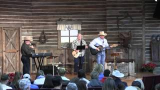 "Worship Song - ""Morning Has Broken"", Cowboy Church of Ennis"