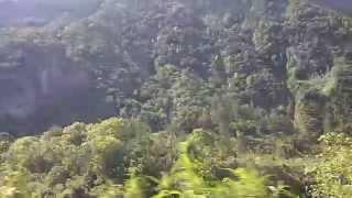 preview picture of video 'Route de Salazie (Ile de La Réunion)'