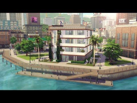 CONJUNTO DE APARTAMENTOS │Vida em Apartamento│The Sims 4 (Speed Build)
