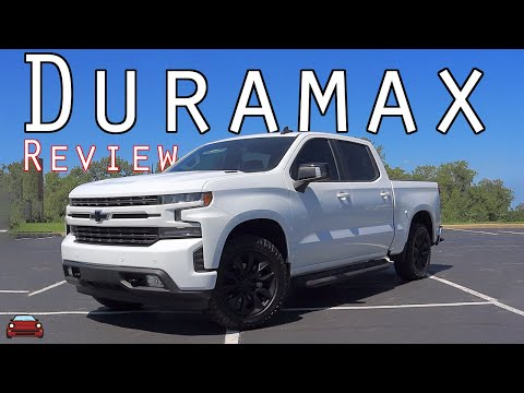 2021 Chevy Silverado RST Duramax Review - Everything You Need & More!
