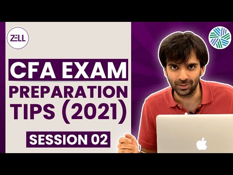 Complete CFA Exam Prep Strategy: Session 2 | Only Tips YOU ...