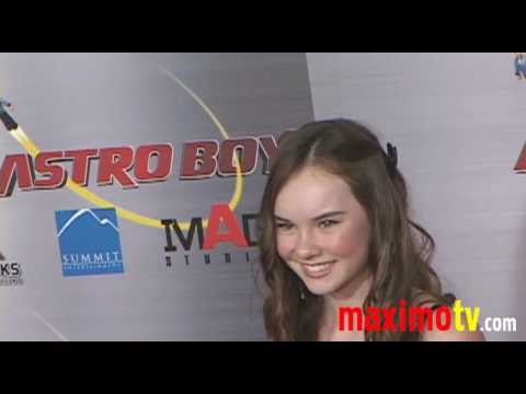 MADELINE CARROLL at