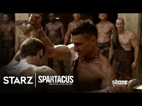 Spartacus: Blood and Sand | Gladiator 101 | STARZ