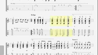 Let Her Go Guitar Pro Tab (Fingerstyle Cover By Peter Gergely)