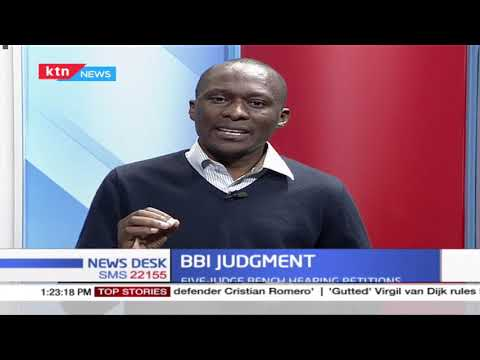 BBI judgment: All eyes on the courts over BBI cases