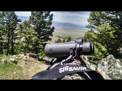 Sig Sauer Zulu 7  10×42 Binocular Review