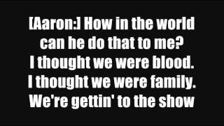 Aaron Carter- Oh Aaron (Lyrics on Screen)