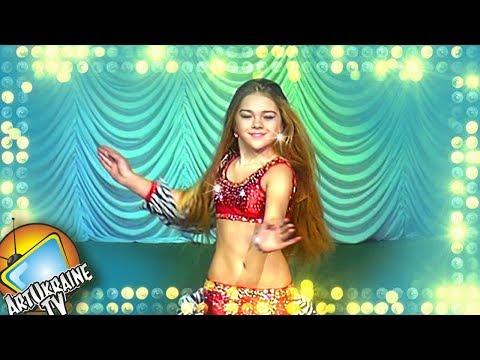 Tabla Solo FINAL ☀ Алина Харченко ☀ Juniors Solo 2nd League ☀ Ukraine Belly Dance Championship