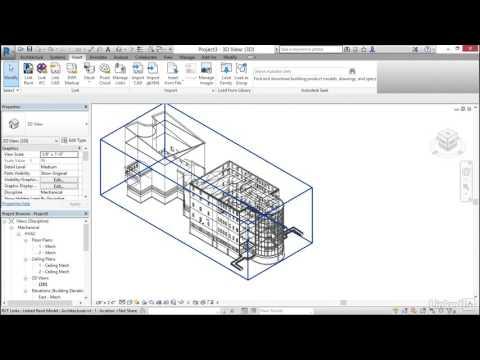 Link Revit models   Cert Prep: Revit MEP Electrical Certified ...