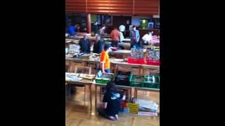 preview picture of video 'Tauschtreffen der Nummernschildsammler am 5.5.2012 in Großolbersdorf'