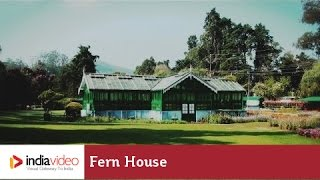 Fern House at Botanical Garden, Ooty