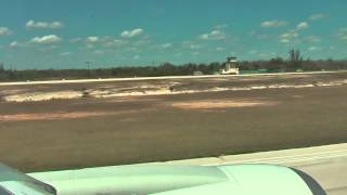 preview picture of video 'Landing on airport Frank Pais in Holguin Cuba with ArkeFly'