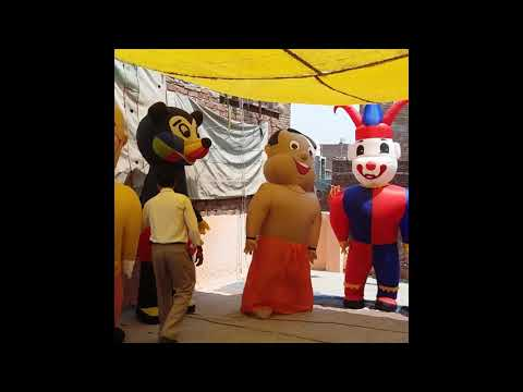 Advertising Character Inflatables