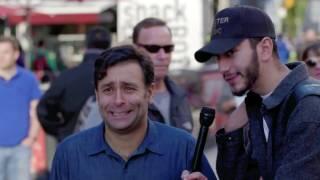 Street Interviews with Comedians – City Life, Stress & Achieving Zen | Zipcar