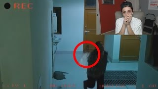 REAL GHOSTS CAUGHT ON TAPE!! (WTF)   FaZe Rug