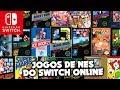 Experimentando Os Jogos De Nes Do Nintendo Switch Onlin