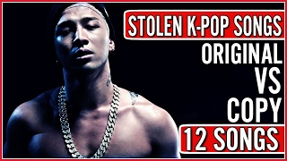 STOLEN KPOP SONGS | ORIGINAL VS COPY