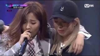 (ENG SUB) [Unpretty Rapstar 3 Ep. 4] (G)I-DLE Jeon Soyeon vs Coolkid @1v1 Diss Battle