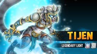 Tijen Premier Monster - Monster Legends