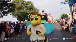 Pawai Mobil Hias di Kabupaten Batang Jadi Ajang Pamerkan Potensi