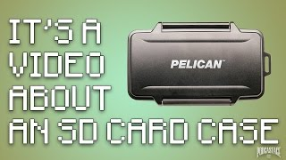 Pelican 0915 SD Card Case Review / Recommendation
