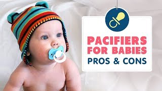 Pacifier For Babies - Benefits, Risks And Tips