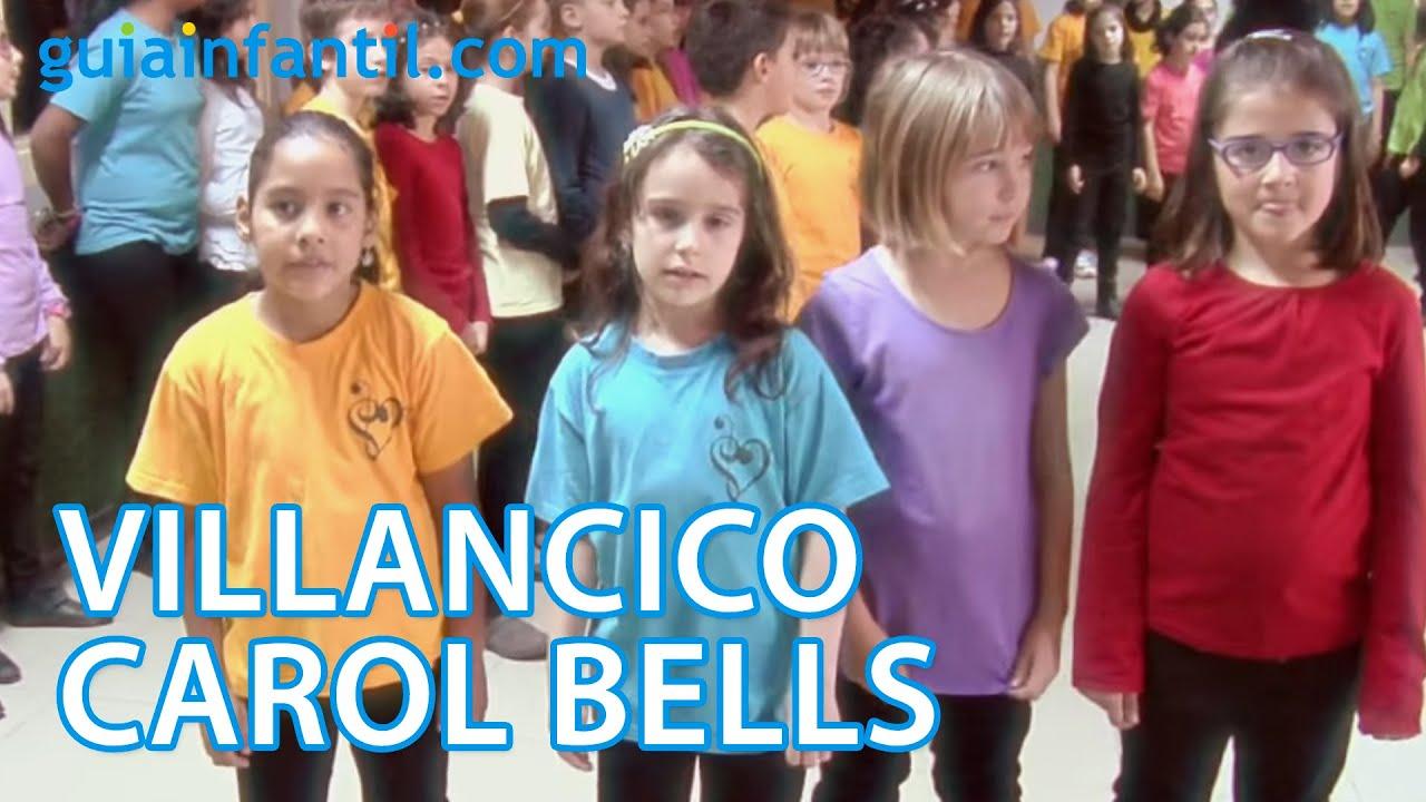 Carol bells - Coro infantil cantando canción de Navidad