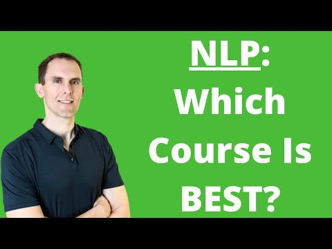 Which NLP Course Is Best? - YouTube