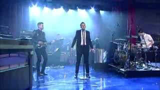 Foster The People - Best Friend (David Letterman)