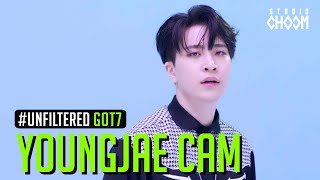 [UNFILTERED CAM] GOT7 YOUNGJAE(갓세븐 영재) 'NOT BY THE MOON' 5K | BE ORIGINAL