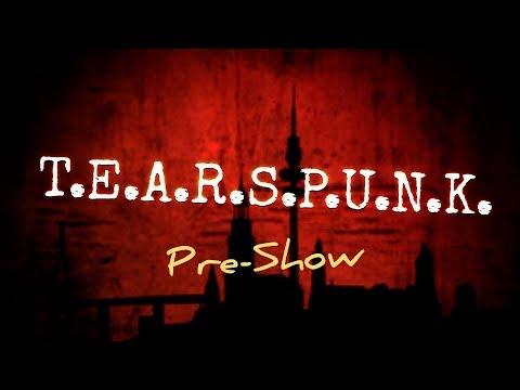 Pen and Paper: T.E.A.R.S. PUNK    Die Pre-Show zum Wrestler in der Endzeit Rollenspiel