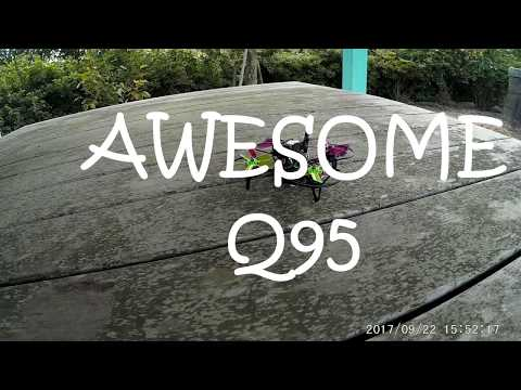 AWESOME Q95 is cool!