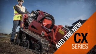 Introducing The New Ditch Witch CX Series