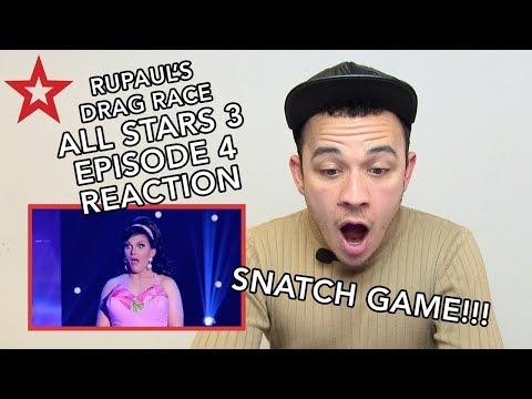 RuPaul's Drag Race All Stars 3 Episode 4 | Reaction