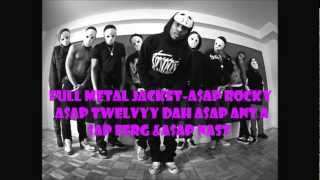 ASAP Mob - Full Metal Jacket (Lords Never Worry)